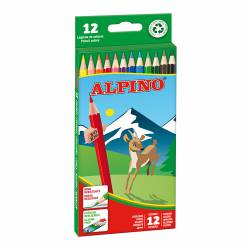 LAPIZ COLOR ALPINO 654/12L C/12U