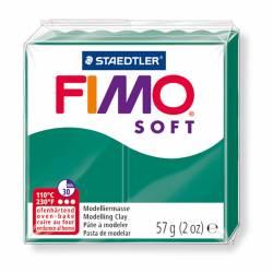PASTA FIMO SOFT 57G ESMERALDA N.56