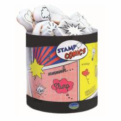 KIT STAMPO FUN COMIC 03204 B/29U