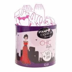 KIT STAMPO FASHION CITY CHIC 05454
