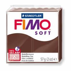 PASTA FIMO SOFT 57G CHOCOLATE N.75