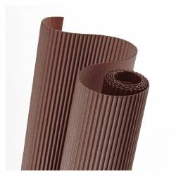 CARTON OND. RL. 50X70 314G CHOCOLATE