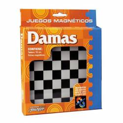 DAMAS MAGNETICO 16CM.