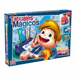 JGO. FALOMIR TATUAJES MAGICOS NIÑO 11531