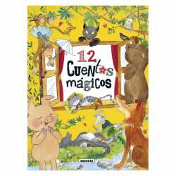 LIBRO 12 CUENTOS MAGICOS