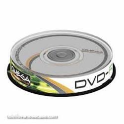 DVD-R (++) OMEGA 16X 4.7GB TARRINA 10U