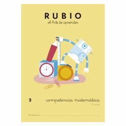 CUADERNO RUBIO COMPETENCIA MATEMATICA 2