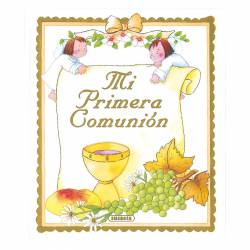 COM.: LIBRO MI PRIMERA COMUNION