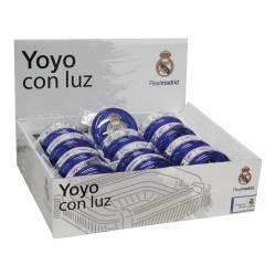 YO-YO C/LUZ R. MADRID YY-02-RM