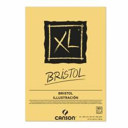 BLOC DIBUJO A3 CANSON XL BRISTOL ENC. 180G 50H