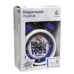 DESPERTADOR HIMNO R. MADRID DM-11-RM