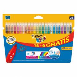 ROT. BIC KID COLOR 18+6R