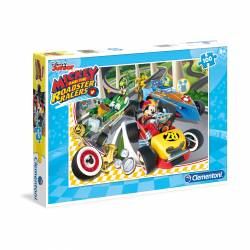 PUZZLE CLEMENTONI 100 P. MICKEY ROADSTER 07258