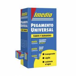 PEGAMENTO IMEDIO BANDA AZUL 35ML C/24U