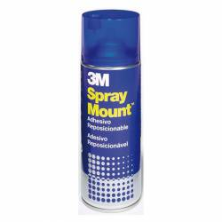 ADHESIVO SPRAY 3M MOUNT PERMANENTE 200ML