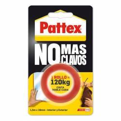 CINTA ADH. D/CARA PATTEX NO MAS CLAVOS
