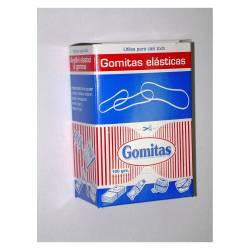 GOMITAS ELAST. PRAXTON CAJA 100GR. 8CM