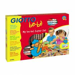 SET SUPER GIOTTO BEBE 466900
