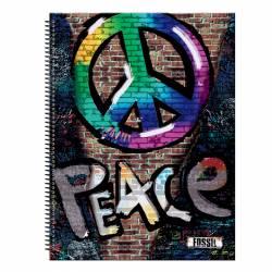 BLOC MONTICHELVO A4 120H FOSSIL PEACE 53820 L18