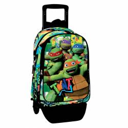 MOCHILA MONTICHELVO CARRO TURTLES BORDER 53966 L19