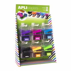 GRAPADORA APLI POCKET 6 COLORES 14946 E/18U