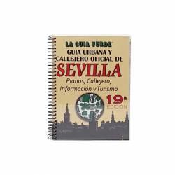 CALLEJERO ESPIRAL SEVILLA-LA GUIA VERDE