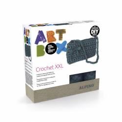ART BOX CROCHET XXL - BOLSO