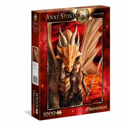PUZZLE CLEMENTONI 1000 P. ANNE STOKES INNER STRENGHT