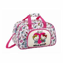 BOLSA DEPORTE SAFTA 40X24 HELLO KITTY GANG 711816273