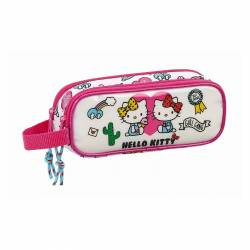 PORTATODO SAFTA DOBLE HELLO KITTY GANG 811816513 L20