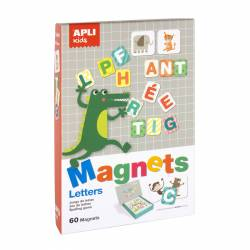 JGO. APLI MAGNETS LETRAS 60 P. 16816
