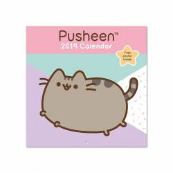 CALENDARIO 30X30 PUSHEEN THE CAT