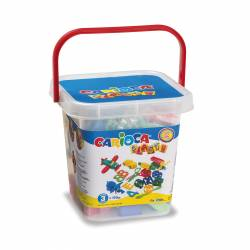 CUBO PLASTILINA CARIOCA PLASTY ACTIVITY 40193