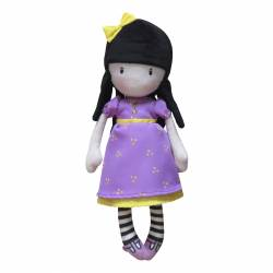 MUÑECA TRAPO 30CM GORJUSS THE SECRET M-08-G