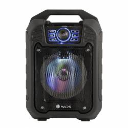 ALTAVOZ BLUETOOTH 20W ROLLER TIN