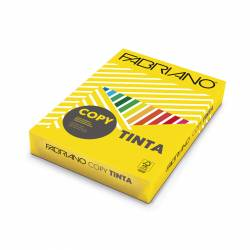 PAPEL A3 80G COLOR 250H AMARILLO INTENSO