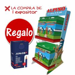 LAPIZ COLOR ALPINO AL000903 EXP. SURTIDO