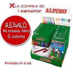 ROT. ALPINO 12R E/12U+REGALO 6 CAJA ALPINO 654