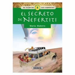 LIBRO 'EL SECRETO DE NEFERTITI'