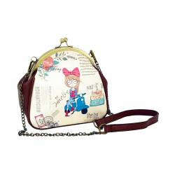 BOLSO AMELIE 20X17 WORLD TRAVEL LRA1001