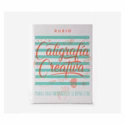 CUADERNO RUBIO CALIGRAFIA CREATIVA 1