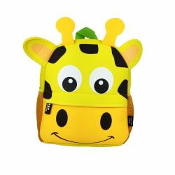 MOCHILA 26X21 HAPPY ANIMALS GIRAFA DMM0093-G