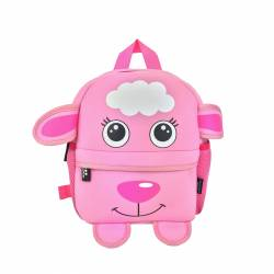 MOCHILA 26X21 HAPPY ANIMALS OVEJITA DMM0093-O