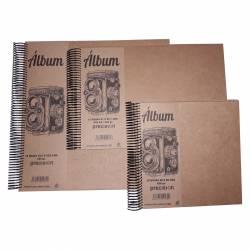 ALBUM FOTOS SCRAPBOOK 20X20 15H
