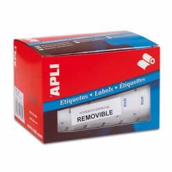 ETI. ADH. R.APLI 16X22 PVP/EUR REMOVIBLE 10087