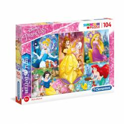 PUZZLE CLEMENTONI 104 P. DIAMANTE PRINCESS 20140
