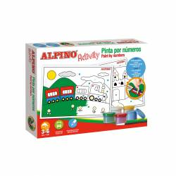 JGO. ALPINO ACTIVITY PINTA POR NUMEROS