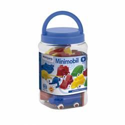 JGO. MINILAND MINIMOBIL 9CM 9 P.