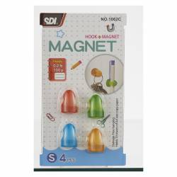GANCHO MAGNETICO S 1062 B/4U