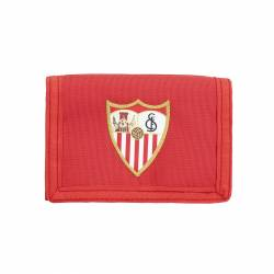 BILLETERA SAFTA 9,5X12,5 SEVILLA F.C. CORPORATIVA